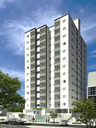 Apartamento, código 722200 em Praia Grande, bairro Aviação