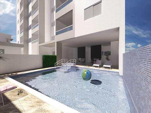 Apartamento, código 722100 em Praia Grande, bairro Aviação