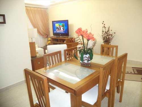 Apartamento, código 720001 em Praia Grande, bairro Guilhermina