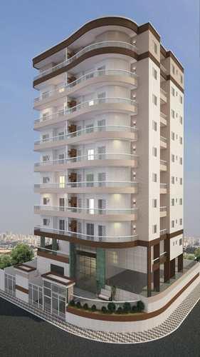Apartamento, código 718900 em Praia Grande, bairro Maracanã