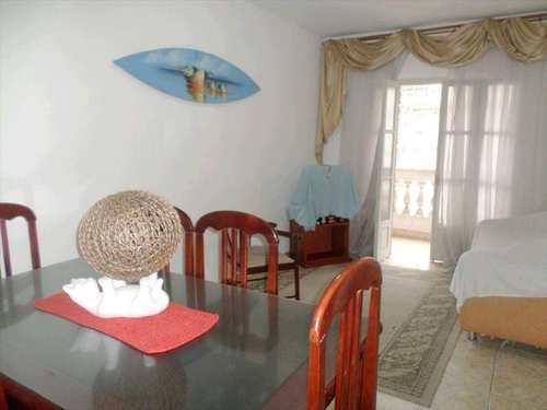 Apartamento, código 717400 em Praia Grande, bairro Tupi