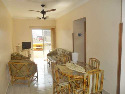 Apartamento, código 711201 em Praia Grande, bairro Aviação