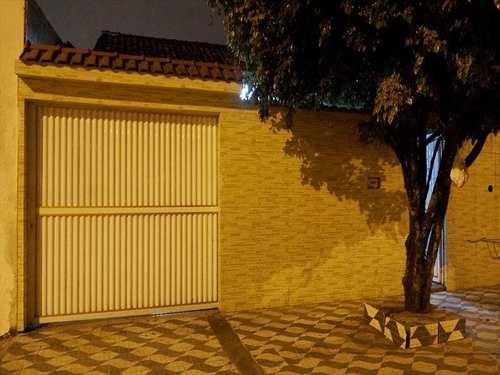 Casa, código 709600 em Praia Grande, bairro Tupiry