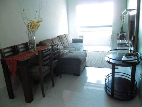 Apartamento, código 707600 em Praia Grande, bairro Ocian