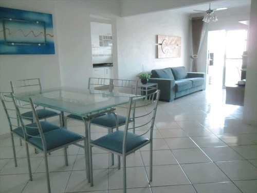 Apartamento, código 707100 em Praia Grande, bairro Guilhermina