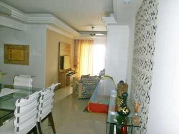 Apartamento, código 706401 em Praia Grande, bairro Tupi