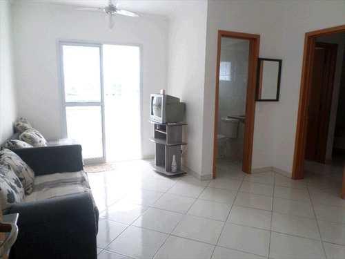 Apartamento, código 702500 em Praia Grande, bairro Aviação
