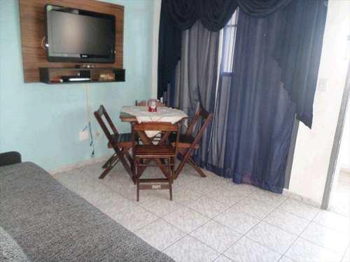 Kitnet, código 702100 em Praia Grande, bairro Sítio do Campo