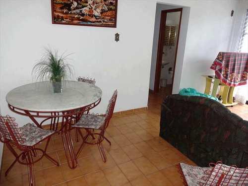 Apartamento, código 703600 em Praia Grande, bairro Tupi