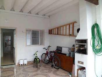 Casa, código 683300 em Praia Grande, bairro Caiçara