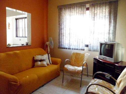 Apartamento, código 680600 em Praia Grande, bairro Aviação