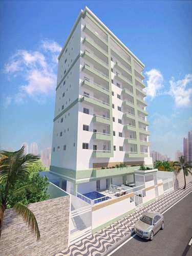 Apartamento, código 676400 em Praia Grande, bairro Mirim