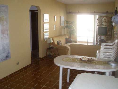 Apartamento, código 667200 em Praia Grande, bairro Tupi