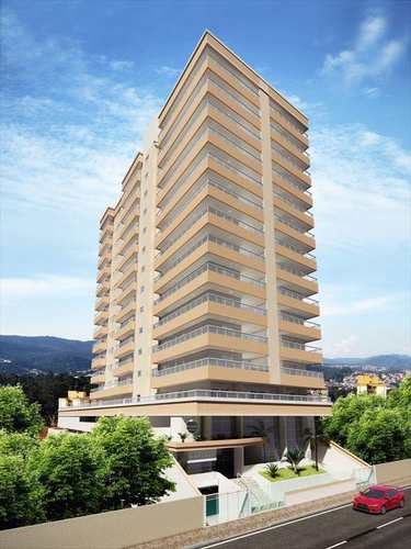Apartamento, código 666601 em Praia Grande, bairro Canto do Forte