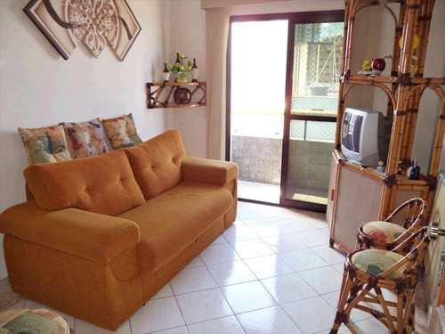 Apartamento, código 665000 em Praia Grande, bairro Caiçara