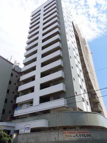 Apartamento, código 659000 em Praia Grande, bairro Mirim