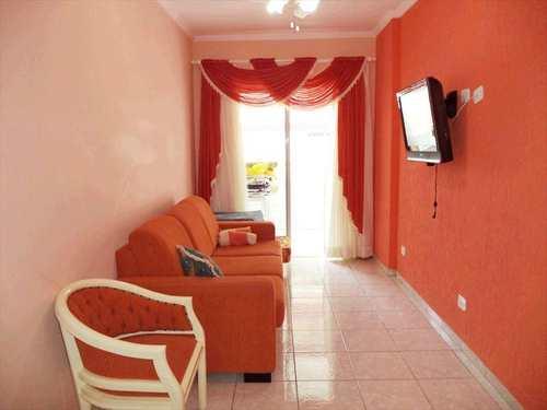 Apartamento, código 654200 em Praia Grande, bairro Ocian