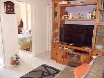 Apartamento, código 639900 em Praia Grande, bairro Mirim