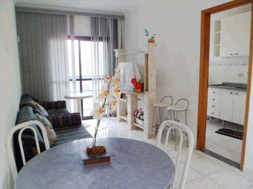 Apartamento, código 633900 em Praia Grande, bairro Tupi