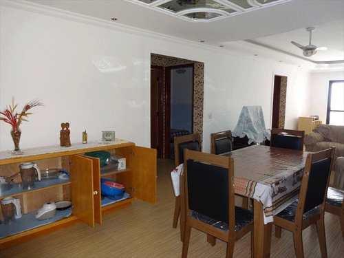 Apartamento, código 622200 em Praia Grande, bairro Tupi