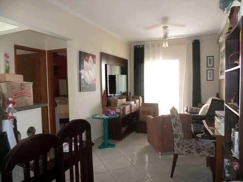Apartamento, código 593100 em Praia Grande, bairro Ocian