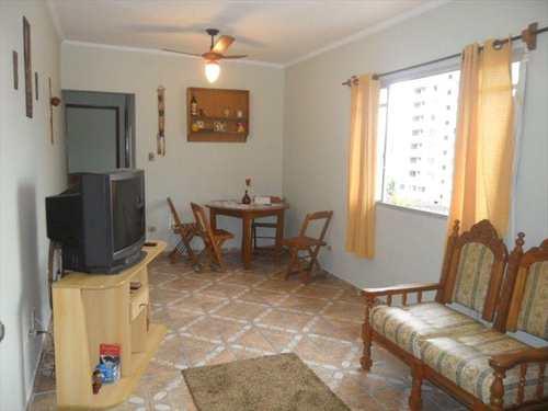 Apartamento, código 576600 em Praia Grande, bairro Tupi