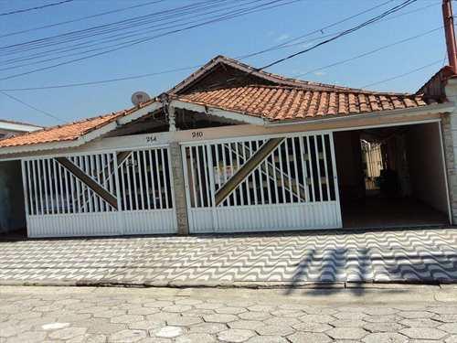 Casa, código 575100 em Praia Grande, bairro Tupi