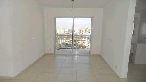 Apartamento, código 576101 em Praia Grande, bairro Ocian