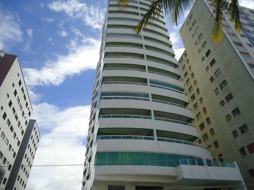 Apartamento, código 571800 em Praia Grande, bairro Guilhermina