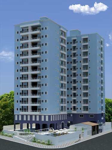 Apartamento, código 568201 em Praia Grande, bairro Maracanã