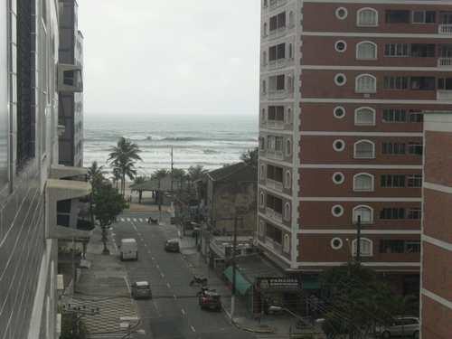Apartamento, código 564300 em Praia Grande, bairro Tupi