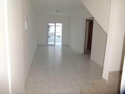 Apartamento, código 560100 em Praia Grande, bairro Tupi