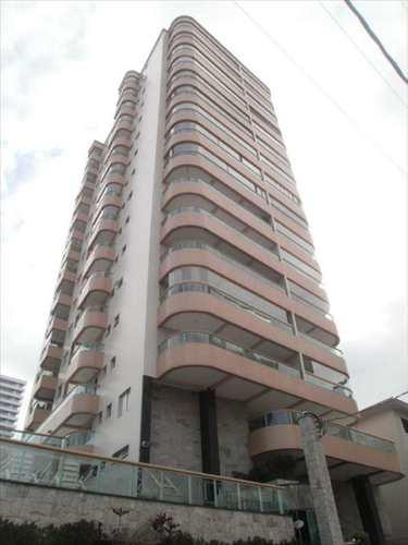 Apartamento, código 551101 em Praia Grande, bairro Aviação