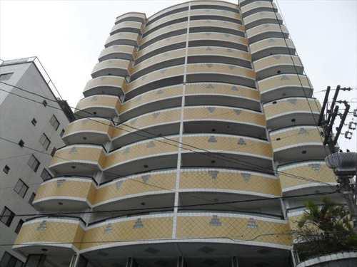 Apartamento, código 538900 em Praia Grande, bairro Ocian