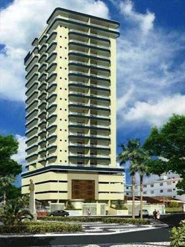 Apartamento, código 537801 em Praia Grande, bairro Guilhermina