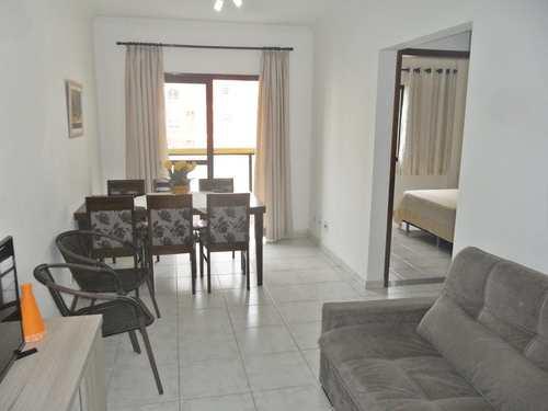 Apartamento, código 537200 em Praia Grande, bairro Tupi