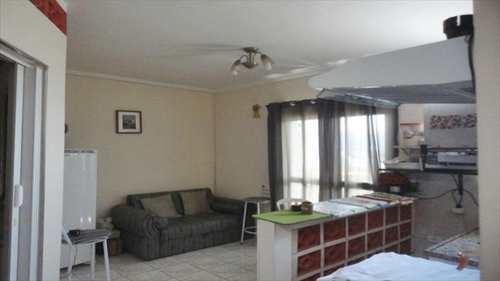 Apartamento, código 496300 em Praia Grande, bairro Aviação