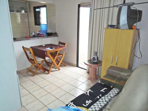 Apartamento, código 496201 em Praia Grande, bairro Guilhermina