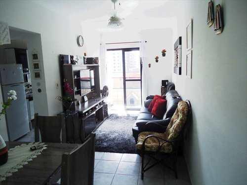 Apartamento, código 434500 em Praia Grande, bairro Tupi