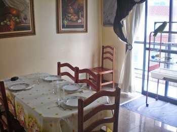 Cobertura, código 408301 em Praia Grande, bairro Guilhermina