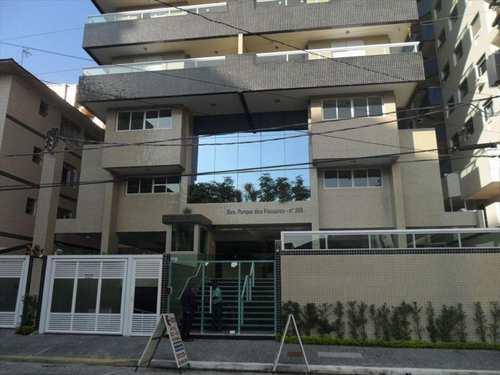 Apartamento, código 371301 em Praia Grande, bairro Canto do Forte