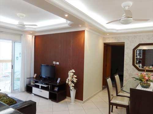 Apartamento, código 351700 em Praia Grande, bairro Aviação