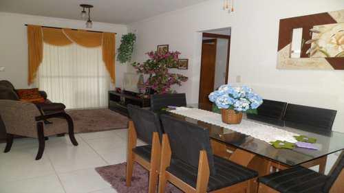 Apartamento, código 352201 em Praia Grande, bairro Tupi