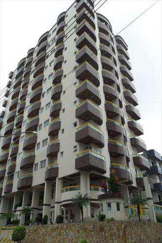 Apartamento, código 345000 em Praia Grande, bairro Vila Assunção