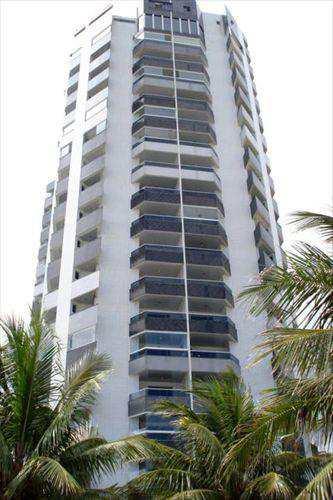 Apartamento, código 336401 em Praia Grande, bairro Aviação