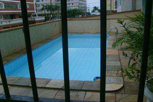 Apartamento, código 307700 em Praia Grande, bairro Tupi