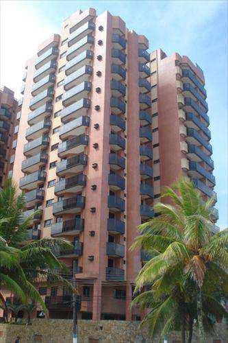 Apartamento, código 301000 em Praia Grande, bairro Guilhermina