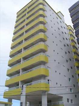 Apartamento, código 262101 em Praia Grande, bairro Mirim