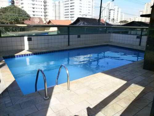 Apartamento, código 196500 em Praia Grande, bairro Aviação
