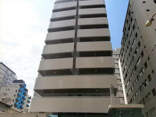 Apartamento, código 189700 em Praia Grande, bairro Tupi